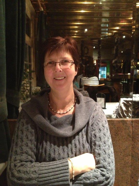 Arlette Smits, plaatselijk contactpersoon