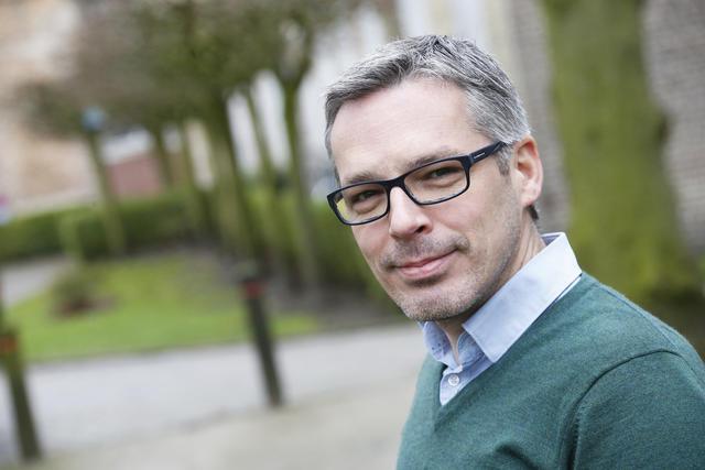 Jan Christiaens.  (c) Kristof Ghyselinck