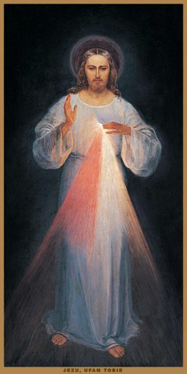 Barmhartige Jezus