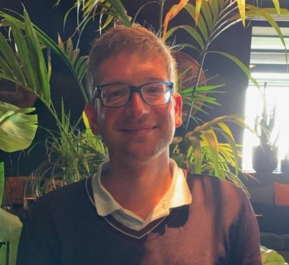 Bart Willemen, de nieuwe secretaris van de Interdiocesane Commissie voor Catechese  © IPID