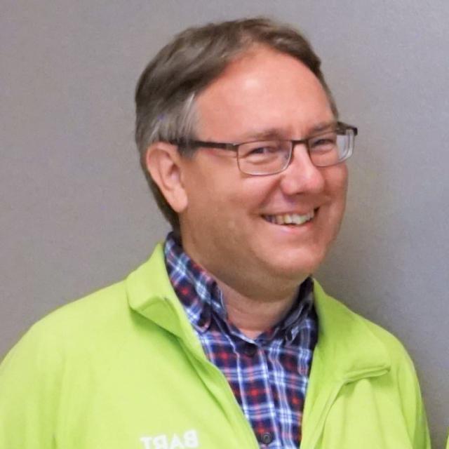 Bart Benats, bisschoppelijk gedelegeerde voor jongerenpastoraal.