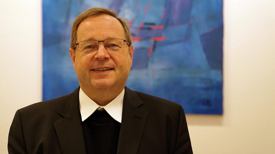 Bisschop Georg Bätzing © Bisdom Limburg