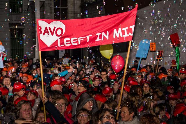 Bavodag 2017  © Bisdom Gent, foto: Karel Van de Voorde