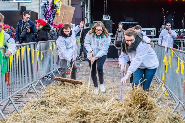 Bavodag 2018: een dag vol spel en plezier! © IJD Gent, foto: Karel Van de Voorde