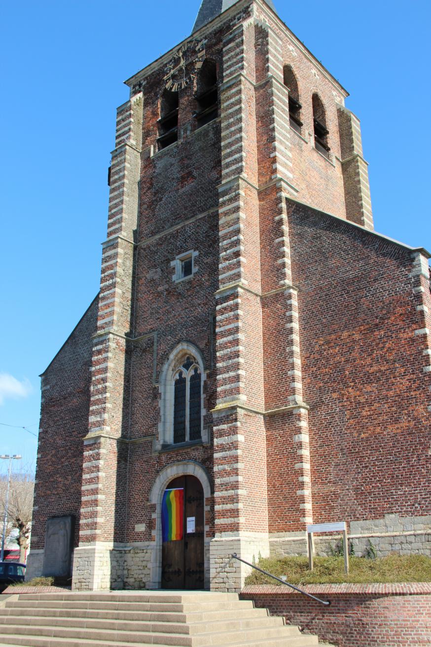 Pastorale Eenheid Mozes © Beerzel, Sint-Remigius