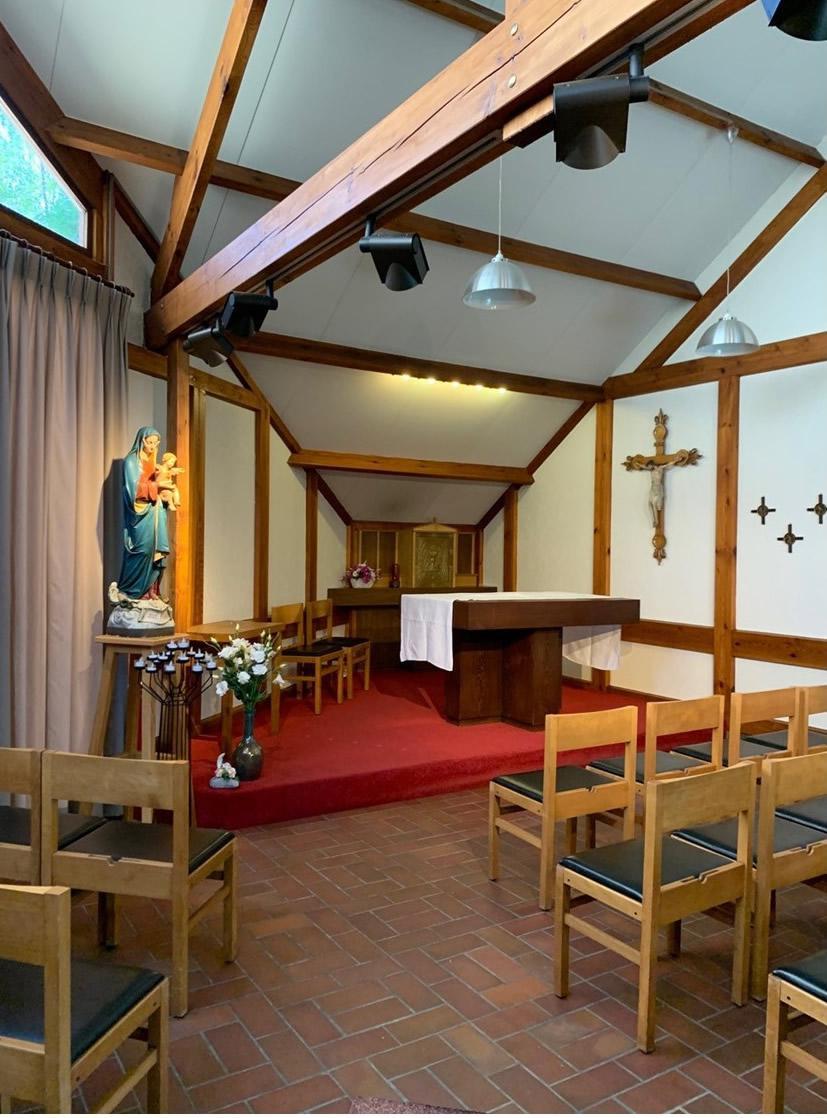St.-Benedictuskapel, Ekeren Donk