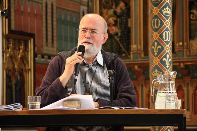 Benoît Standaert © Bisdom Gent, foto: Isolde Ruelens