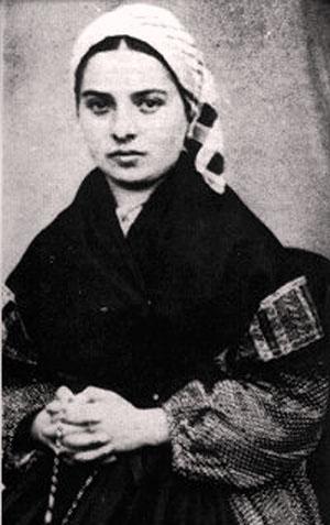 Bernadette Soubirous © Wikipedia