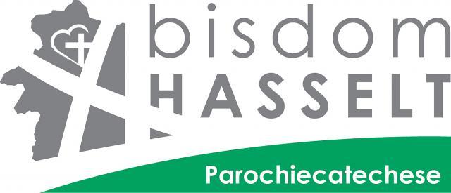 Logo dienst parochiecatechese/gezinspastoraal © bisdom Hasselt