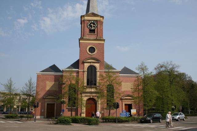 St-Antonius Abt (Brasschaat Centrum)