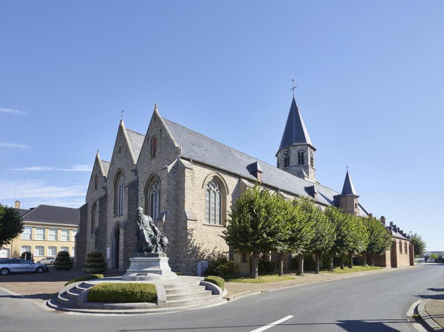Onze-Lieve-Vrouwkerk Pittem