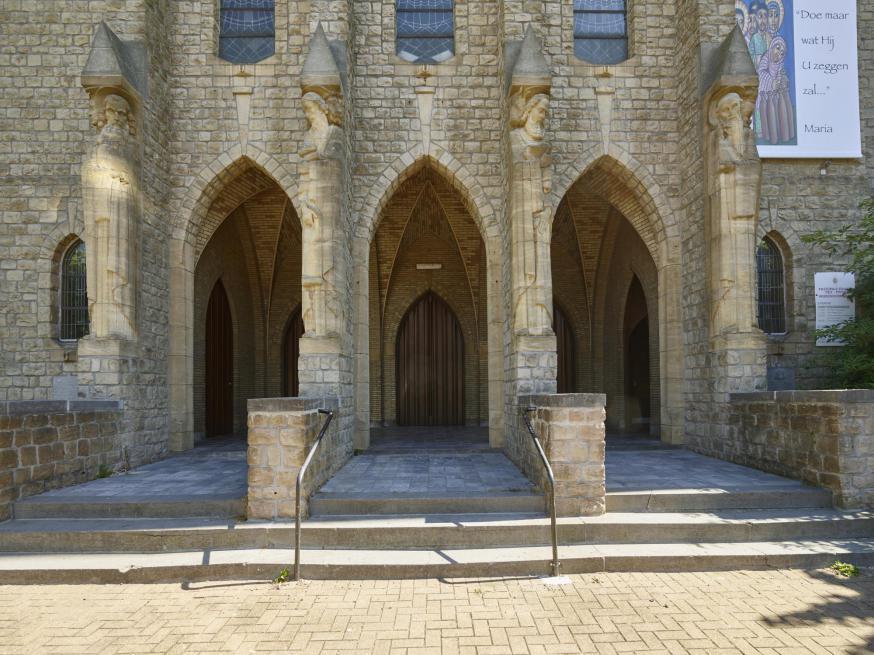 portaal OLV-kerk