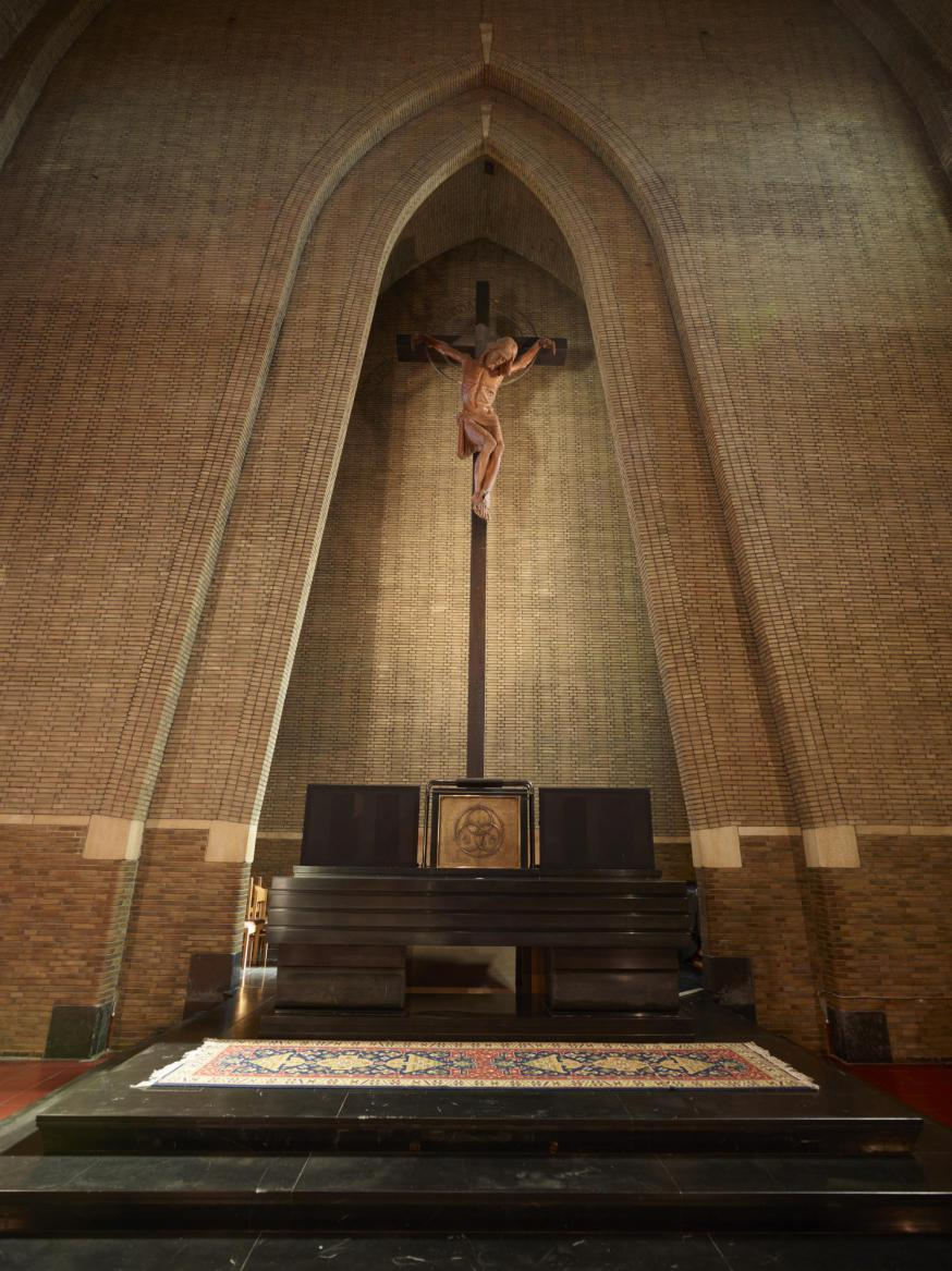 altaar OLV-kerk