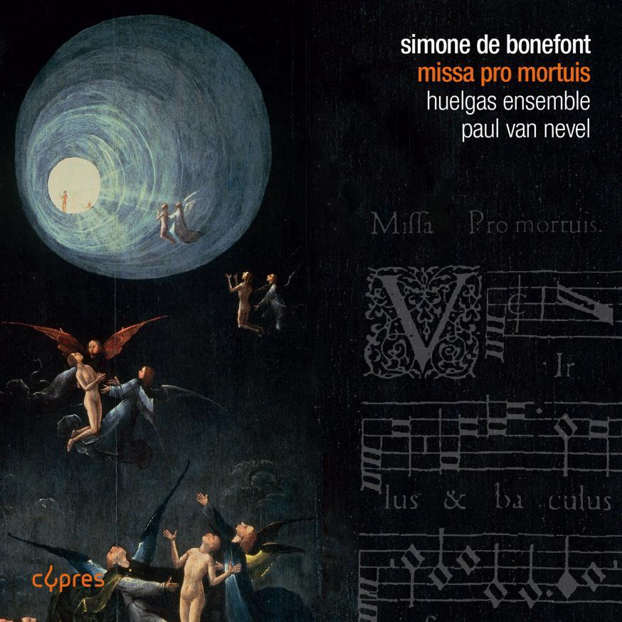 De nieuwe cd van het Huelgas Ensemble. © rr