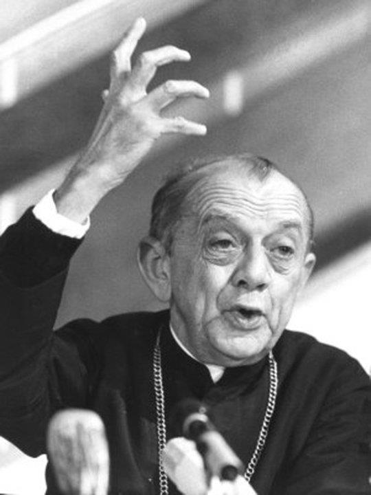 Aartsbisschop Dom Hélder Pessoa Câmara   © Hélder Câmara Santo Subito