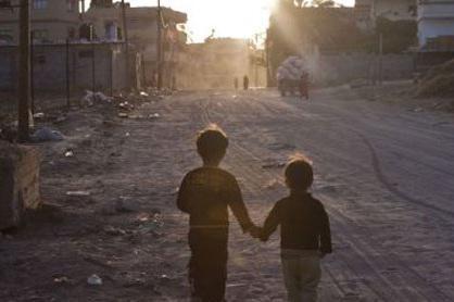 Caritas International steunt de heropbouw © Caritas Jeruzalem