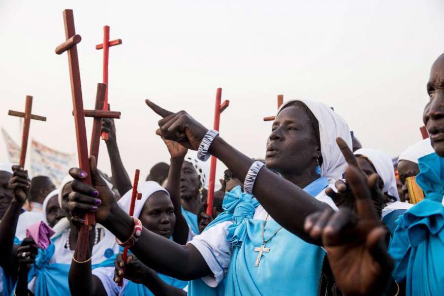 Afrikaanse christenen