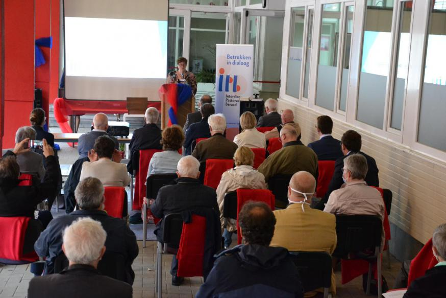 Toespraak van IPB-voorzitter Christa Damen © Jeroen Moens