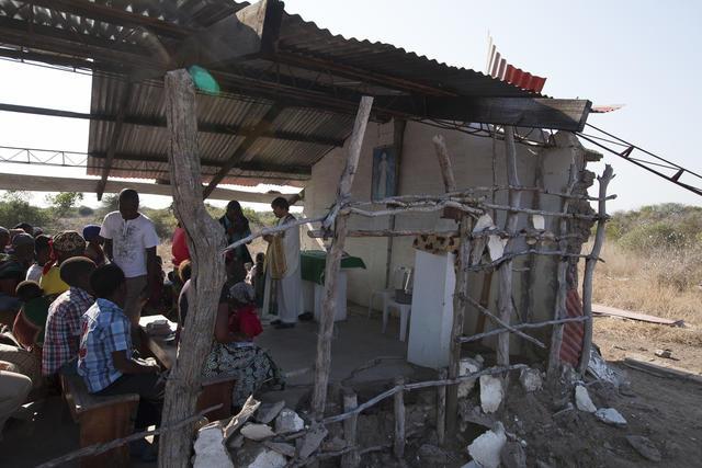 Salvatorianen zetten zich wereldwijd in, hier Mozambique
