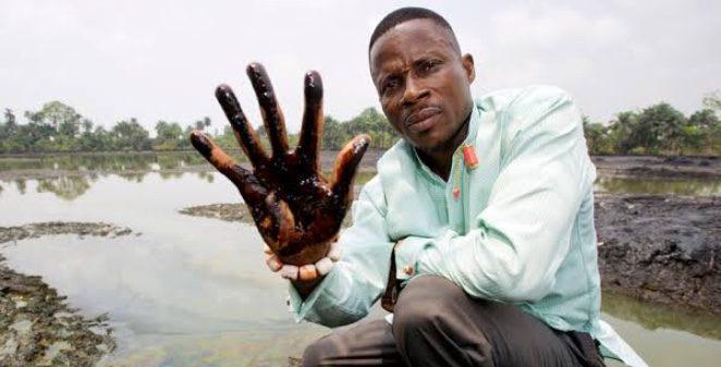 Milieuvervuiling in Nigeria © CIDSE