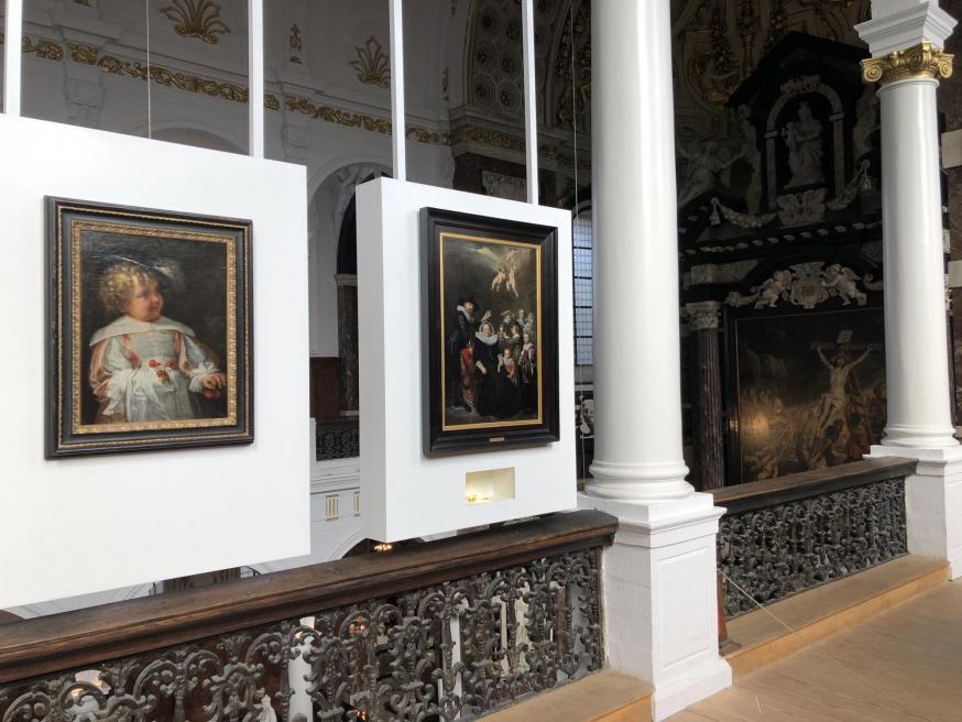 Blind Date in de Sint-Carolus Borromeuskerk © Sint-Carolus Borromeuskerk