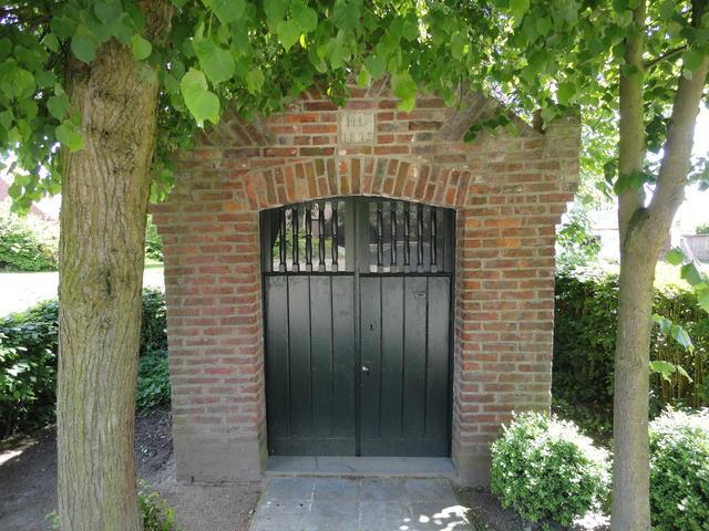 Corneliskapel - Rondstraat, Molenbeersel