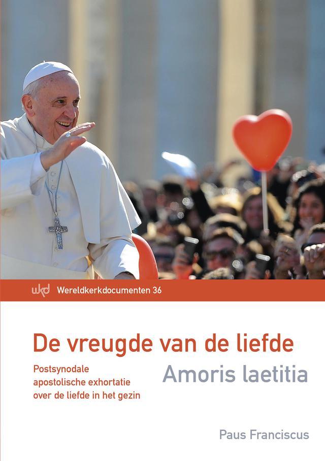 De Nederlandse vertaling van Amoris Laetitia © Licap