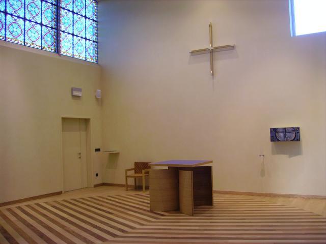 kapel gemeenschap Bassevelde © Firmin De Vliegher