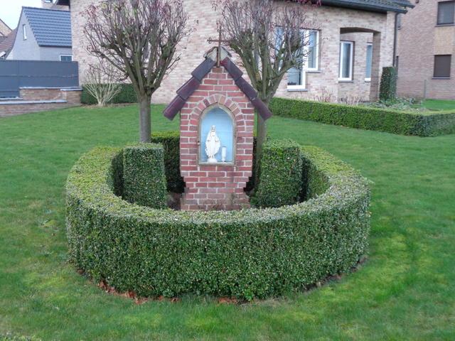 Maria kapelletje - Breeërsteenweg, Kinrooi