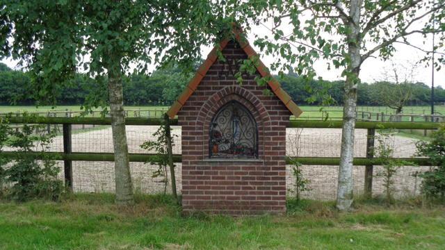 Maria kapel - Nagelstraat, Ophoven