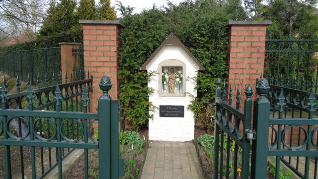 Maria kapelletje - Bomerstraat, Kinrooi