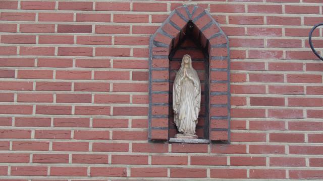 Maria kapelletje - Geistingen, Geistingen