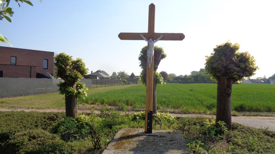 Jezus kruis Drietak