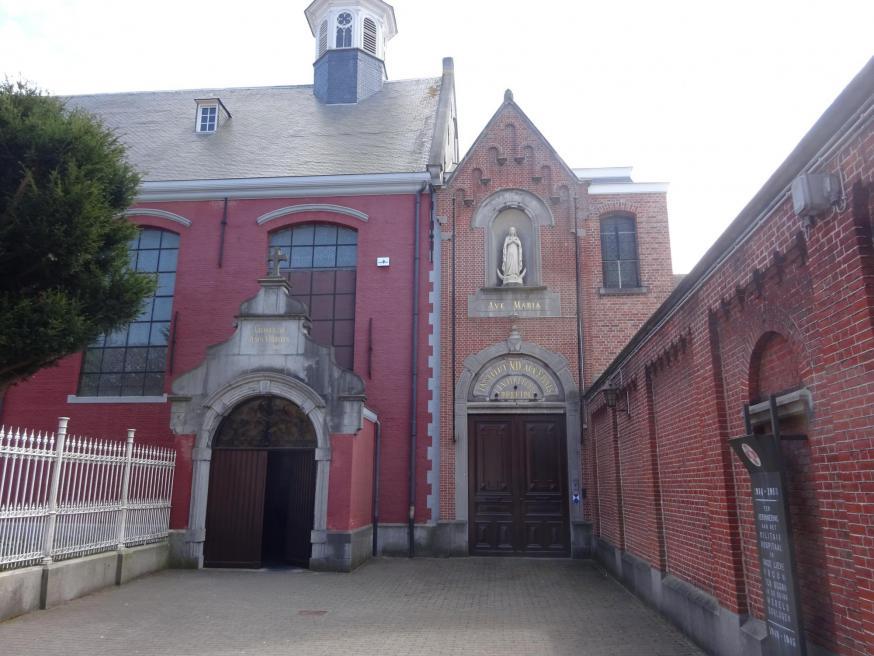 Kapel Onze-Lieve-Vrouw Ten Doorn in Eeklo. © Tim Vanmechelen