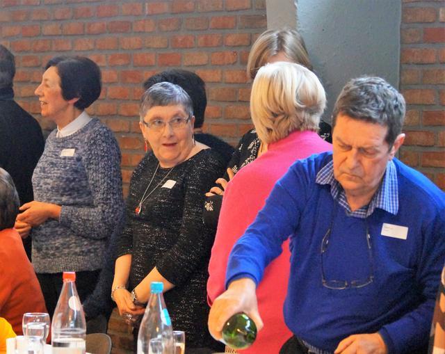 ontmoeting parochiale medewerkers