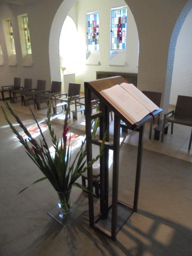 Ambo kapel Rabboeni (Gent) © zrs bernardinnen