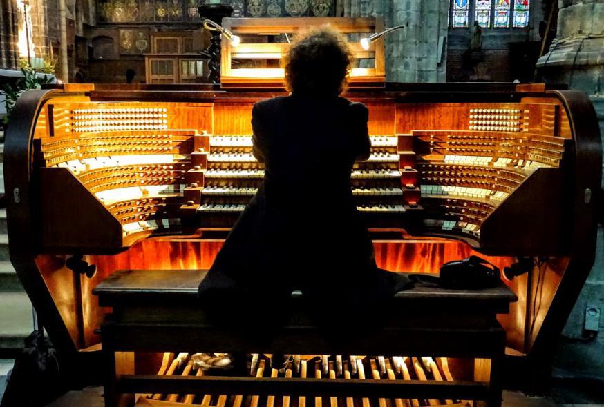 Nicolas De Troyer © Bisdom Gent, foto: Jan Christiaens