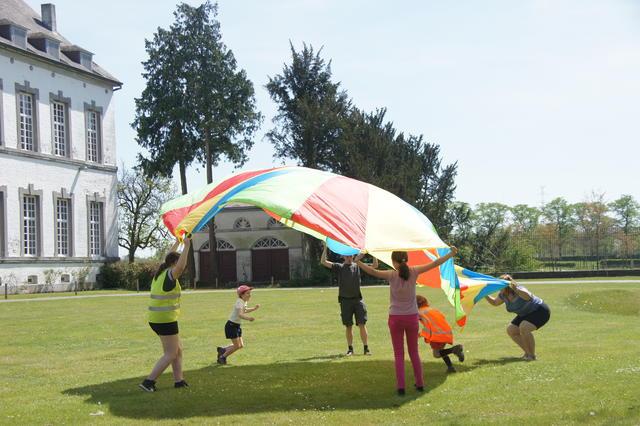 de parachute
