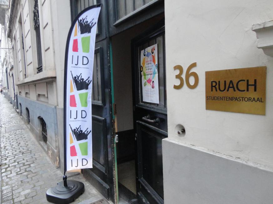 Studentenhuis Ruach: de deur staat voor jou open