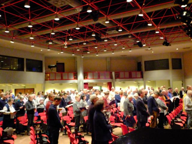 Liturgisch congres 2019 © Pieter Stevens