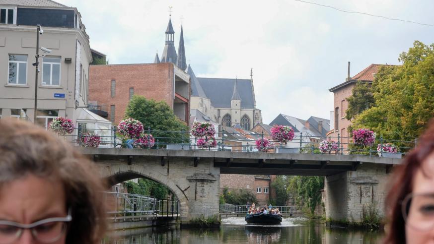 Start pastorale jaar aartsbisdom Mechelen-Brussel 10 september 2021 © Laurens Vangeel