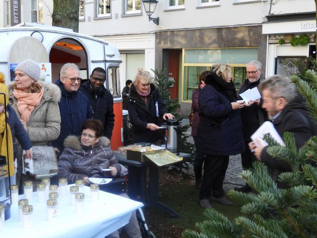 Vredeslicht_01_Kortrijk 19 december 2018 © Luc Vanden Bogaerde