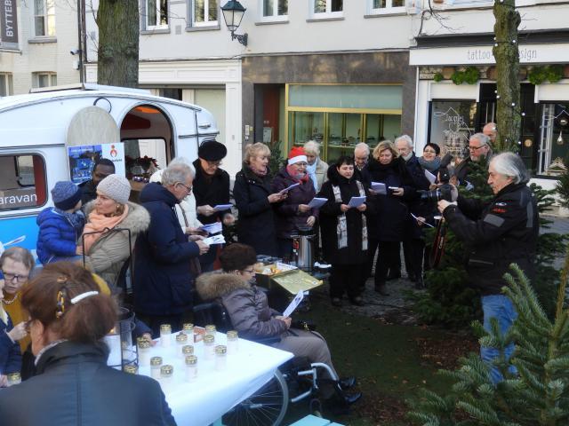 Vredeslicht_03_Kortrijk 19 december 2018 © Luc Vanden Bogaerde