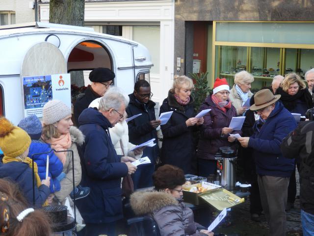 Vredeslicht_04_Kortrijk 19 december 2018 © Luc Vanden Bogaerde
