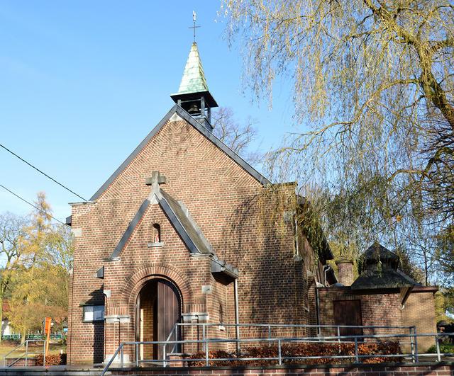 Koersel Kapel, Fonteintjesstraat 18, 3582 Koersel (c) L.R.