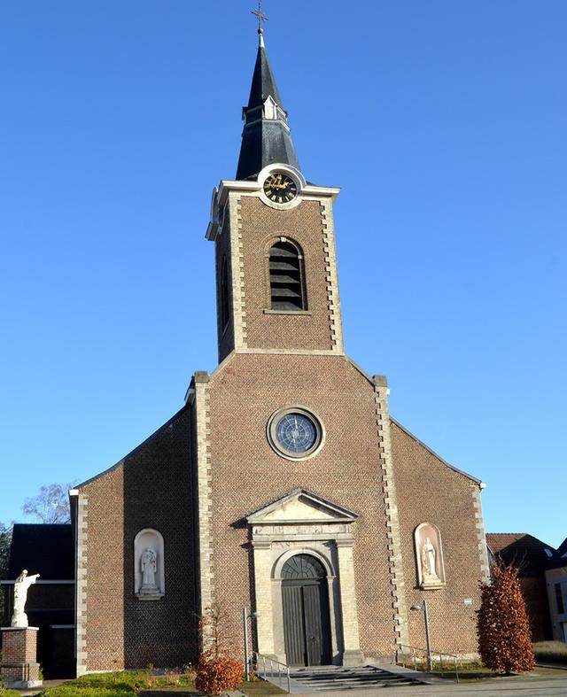 Sint-Brigida, Kerkplein 2, 3582 Koersel (c) L.R.