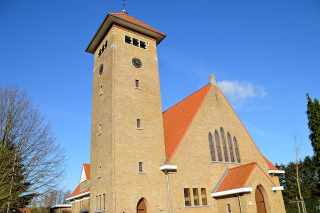 Heilig Hart, Kroonstraat 36, 3581 Beverlo (Korspel) (c) L.R.