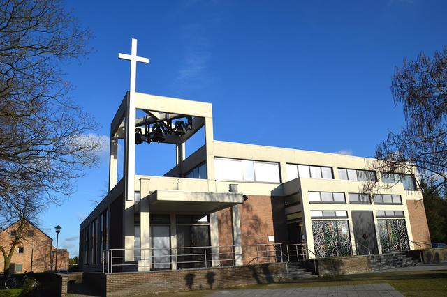 Sint-Gerardus, Droogmansplein 1, 3582 Stal (c) L.R.