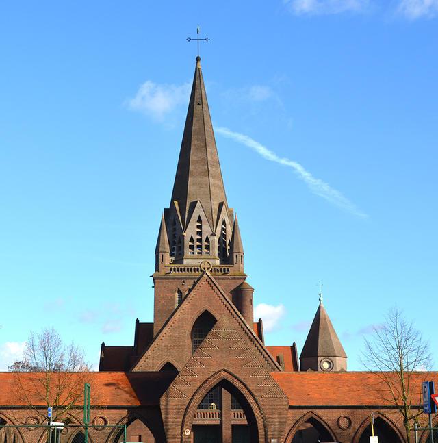 Sint-Theodardus - Mijnkathedraal, Koolmijnlaan 303, 3582 Beringen-Mijn (c) L.R.