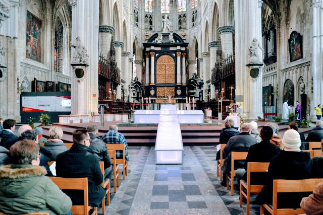 Passiekruis Mechelen © Jeroen Moens